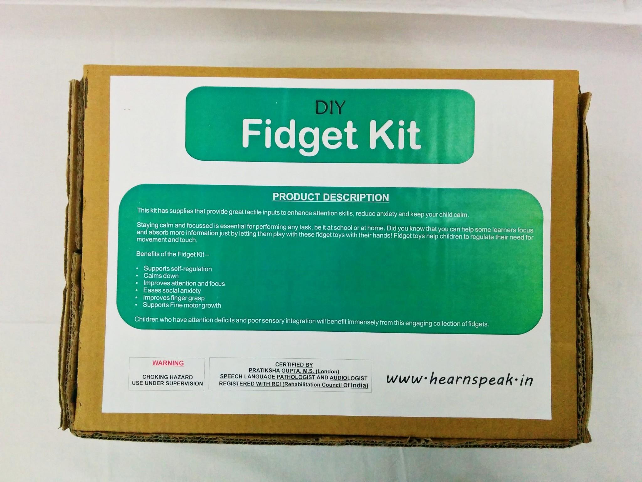 Fidget Kit 1specialplace