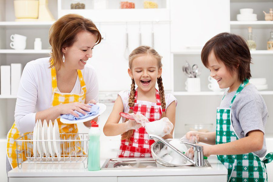 10 Reasons Why Household Chores Are Important | 1SpecialPlace