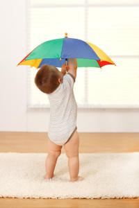 umbrella open close