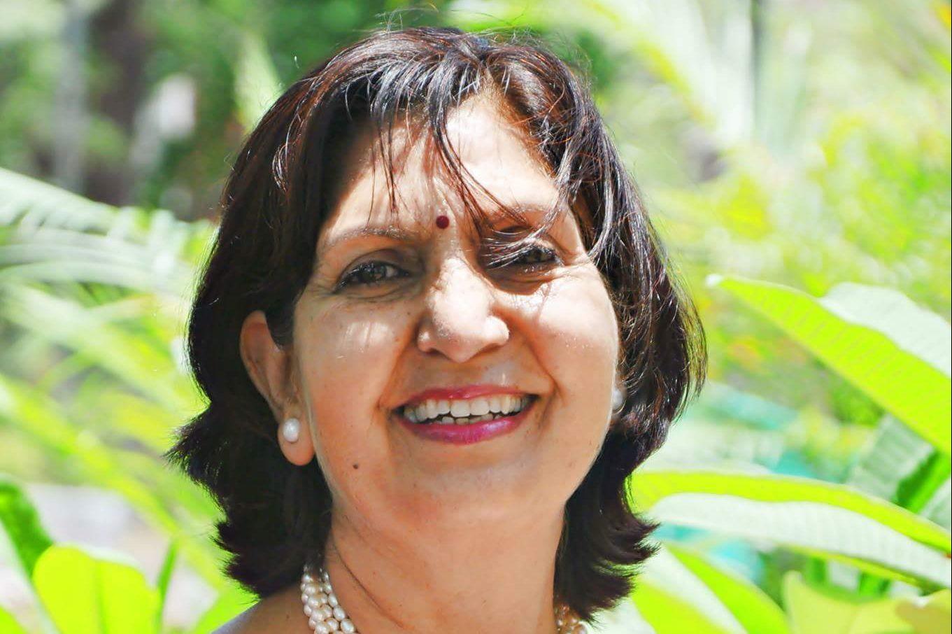 Picture of Veena Mehta